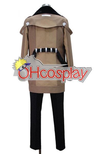 Легендата на Heroes VI Randy Orlando Cosplay костюми