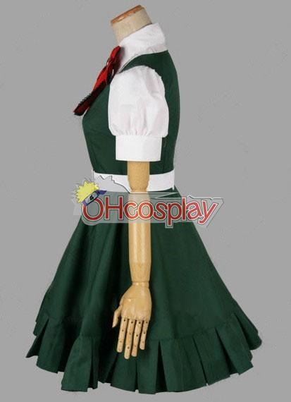 Dangan Ronpa костюми Sonia Cosplay костюми