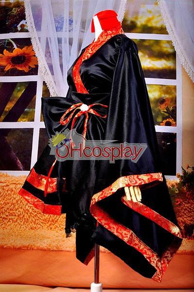 Кимоно Design Tapestry Satin Lolita Cosplay костюми