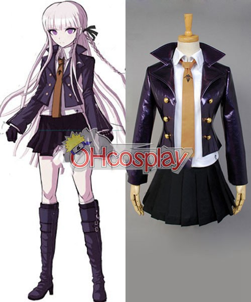 Déguisement Dangan Ronpa Sayaka Maizono School Uniform Deguisements Costume Carnaval Cosplay