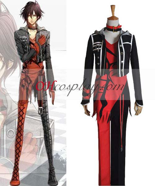 Déguisement Amnesia Shin Working Uniform Deguisements Costume Carnaval Cosplay
