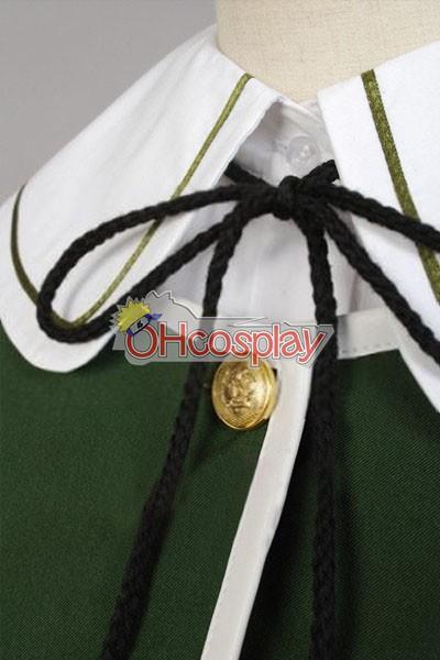 Dangan Ronpa костюми Fuji Чихиро Cosplay костюми