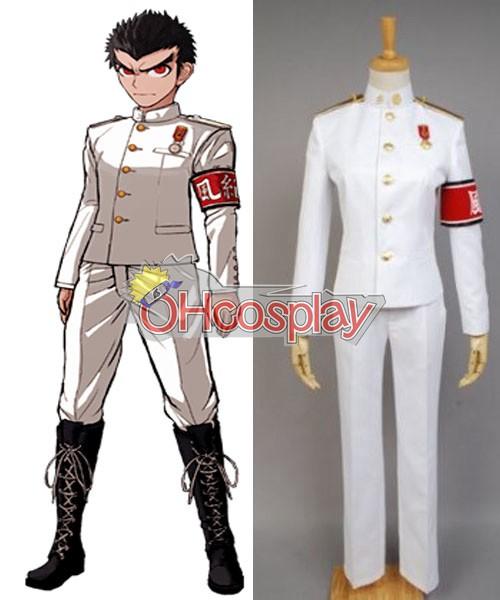 Dangan Ronpa Cosplay Kiyotaka Ishimaru Cosplay Costume