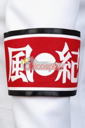 Dangan Ronpa костюми Kiyotaka Ishimaru Cosplay костюми