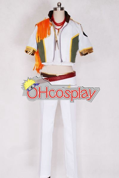 Uta no Prince-sama Cosplay LOVE 1000% Jinguuji Ren Cosplay Costume