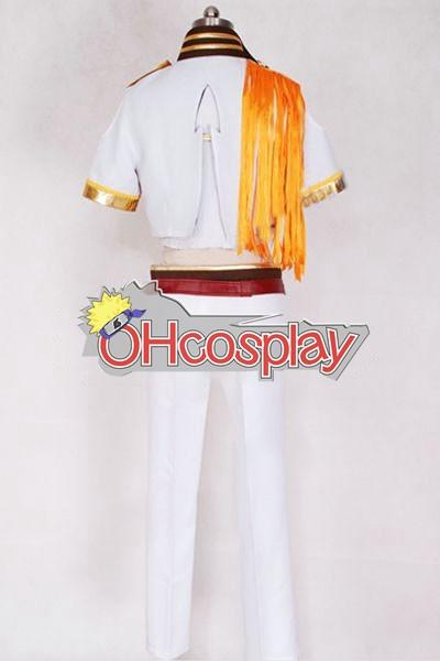 Ута не Prince-сама костюми ОБИЧАТ 1000% Jinguuji Ren Cosplay костюми
