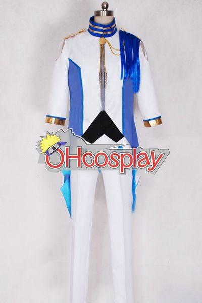 Uta no Prince-sama Kostymer LOVE 1000% Hizirikawa Masato Hayato Cosplay Kostymer