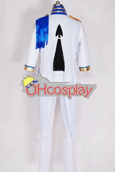 Ута не Prince-сама костюми ОБИЧАТ 1000% Hizirikawa Масато Hayato Cosplay костюми