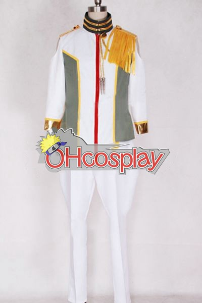 Ута не Prince-сама костюми ОБИЧАТ 1000% Shinomiya Natsuki Hayato Cosplay костюми