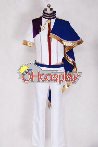 Ута не Prince-сама костюми ОБИЧАТ 1000% Tokiya Ichinose Hayato Cosplay костюми