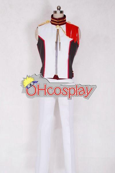 Uta no Prince-sama Kostymer LOVE 1000% Ittoki Otoya Cosplay Kostymer