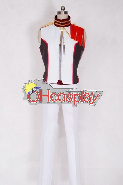 Ута не Prince-сама костюми ОБИЧАТ 1000% Ittoki Otoya Cosplay костюми