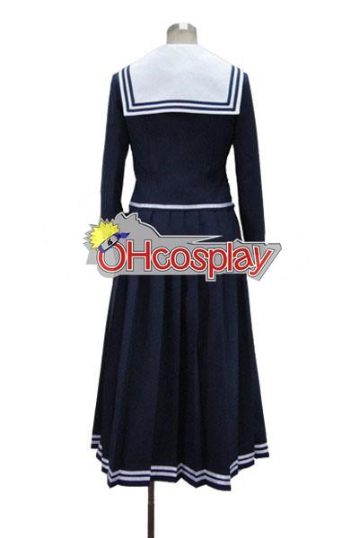 Dangan Ronpa Costume Touko Fukawa Cosplay Costume