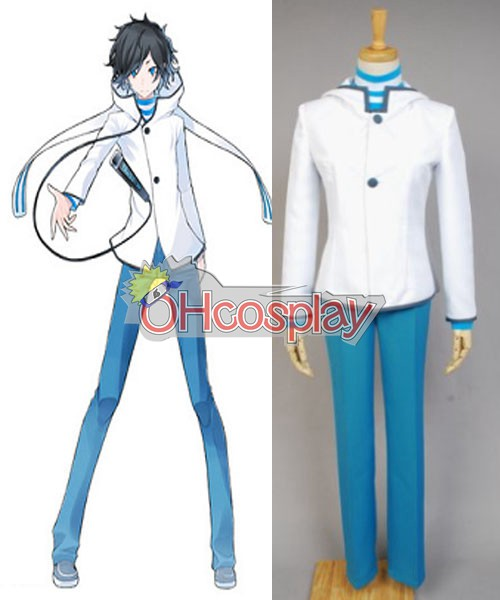 Costumi Carnevale Devil Survivor 2 Hibiki Kuze Cosplay Costume