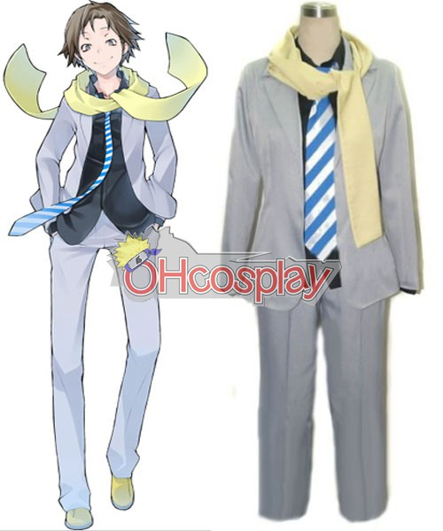 Devil Survivor 2 Costumes Daichi Shijima Cosplay Costume