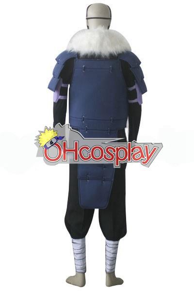 Наруто костюми втория Хокаге Tobirama Cosplay костюми
