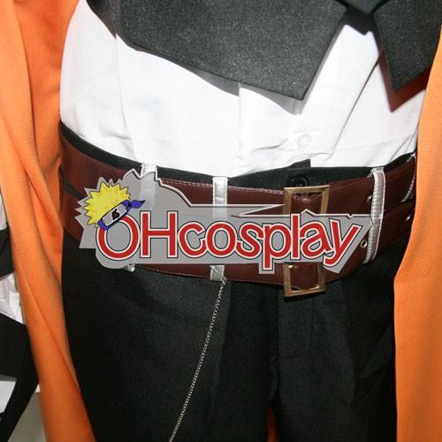 BlazBlue костюми Chrono Phantasma Terumi Юки Cosplay костюми