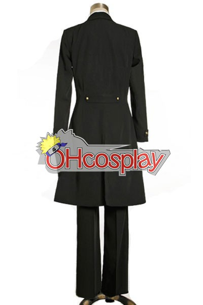 BlazBlue костюми Alter Memory Hazama Cosplay костюми