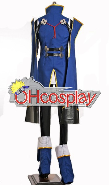 BlazBlue костюми Alter Memory Jin Kisaragi Cosplay костюми