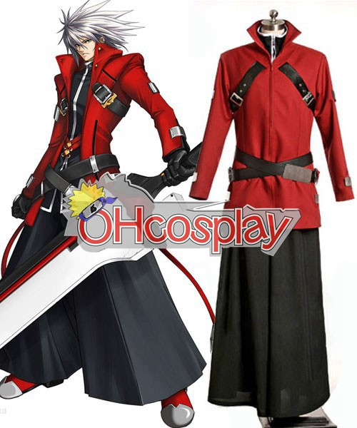 BlazBlue костюми Alter Memory Рагна на Bloodedge Cosplay носия