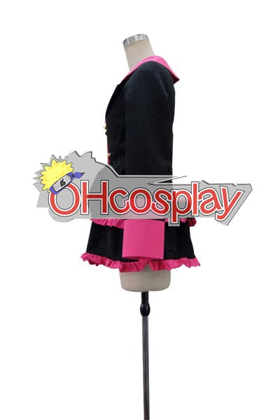 Vocaloid Project Diva F Sweet Devil Miku udklædning Fastelavn Kostumer
