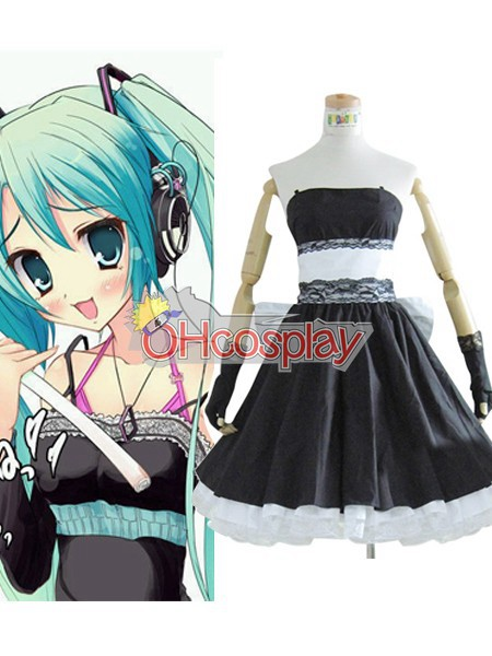 Vocaloid Project Diva F Sweet Devil Miku Deguisements Costume Carnaval Cosplay