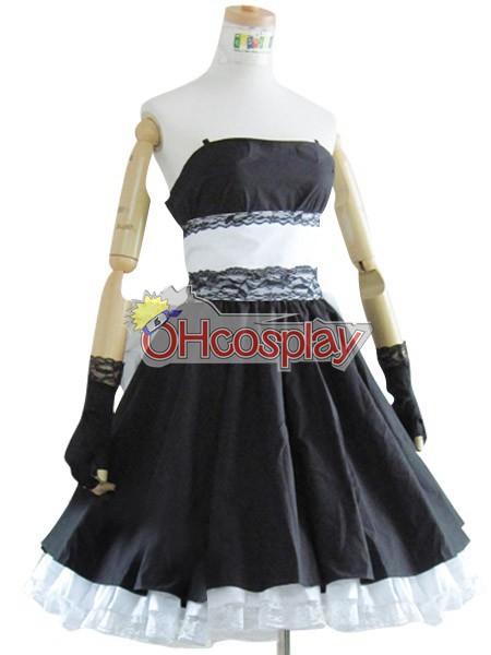 Vocaloid Magnet Hatsune Miku udklædning Fastelavn Kostumer