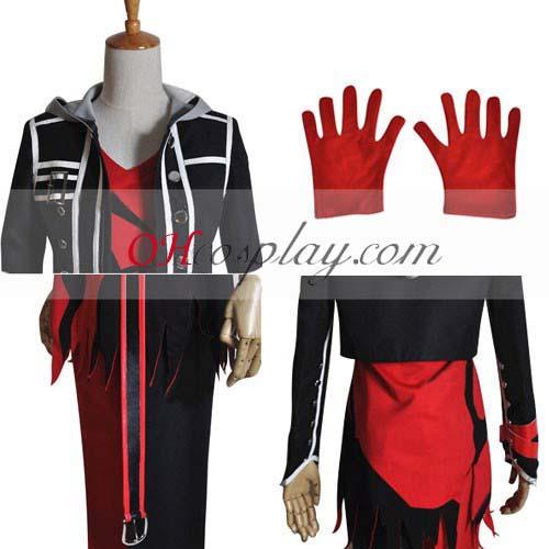 Amnesia костюми Shin Cosplay костюми