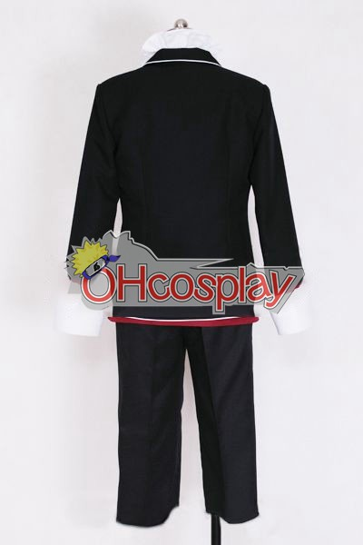 DIABOLIK LOVERS Sakamaki Kanato udklædning Fastelavn Kostumer