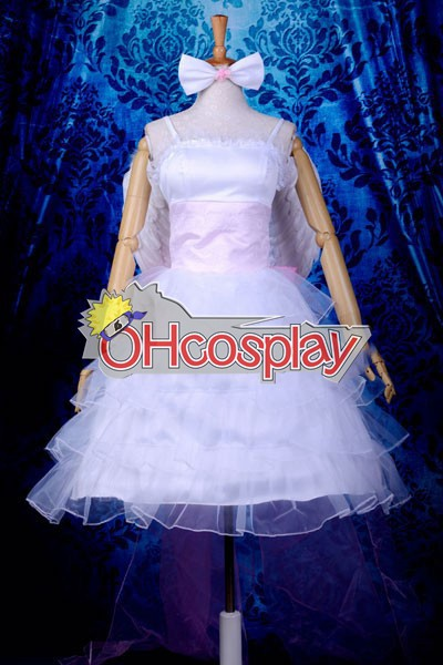 Vocaloid Rin Magnet Gorgeous Cosplay Costume