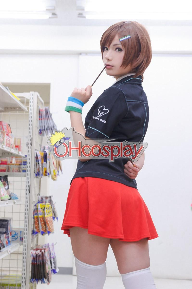 Vocaloid Family Mart Meiko Cosplay костюми