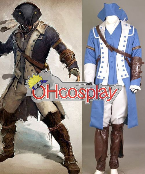 Assassin's Creed Jelmez II Ezio White & Red Cosplay Hoodie