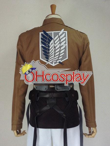 Attack on Titan Fastelavn Kostumer (Shingeki no Kyojin) Bertolt Huber Survey Crops udklædning Fastelavn Kostumer