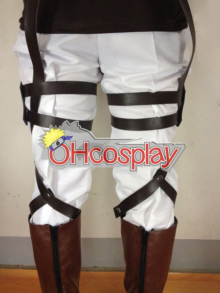 Attack on Titan Cosplay (Shingeki no Kyojin) Krista Lenz Survey Crops Cosplay Costume