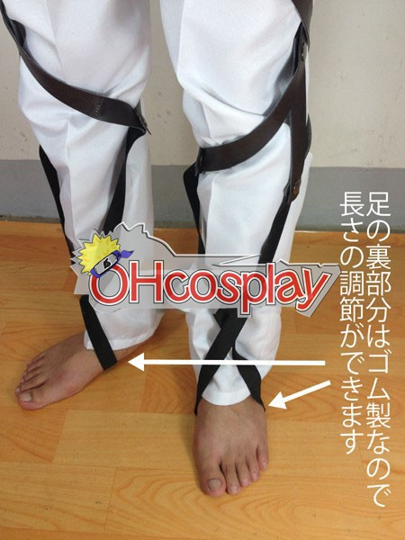Атака на Титан костюми (Shingeki не Kyojin) Ани Leonhart Survey Изрязва Cosplay костюми