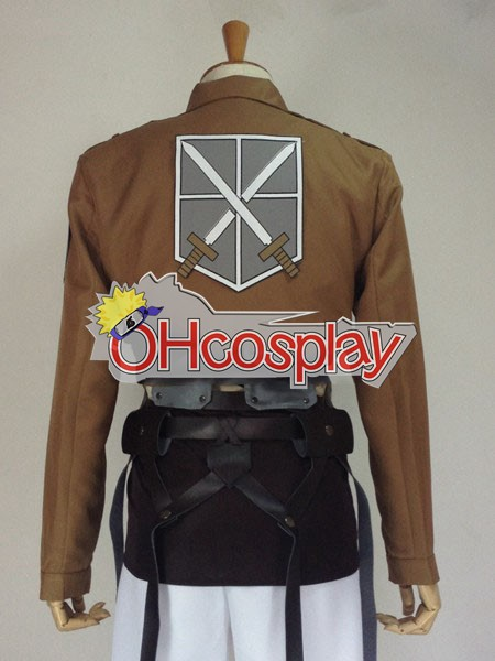 Атака на Титан костюми (Shingeki не Kyojin) Armin Arlert Обучение Изрязва Cosplay костюми
