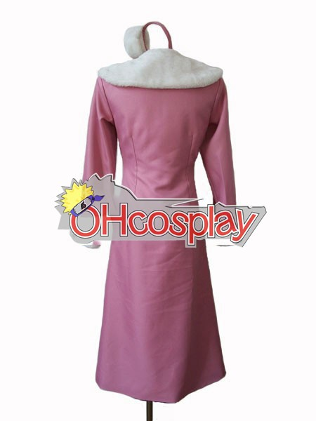 Hetalia Жена Русия Pink Cosplay костюми