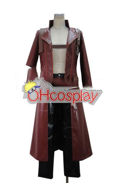 Devil May Cry Fastelavn Kostumer 3 Dante udklædning Fastelavn Kostumer - Final Version(Only Gun Holster Part)