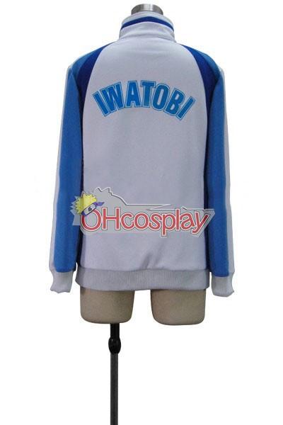 Безплатно! Iwatobi гимназия спортни облекла