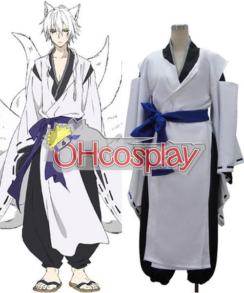 Inu x Boku SS Miketsukami Soushi Kimono Cosplay Κοστούμια