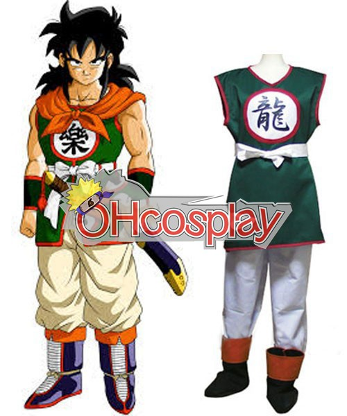 Dragon Ball Goten Pratising Clothing Cosplay Jelmez
