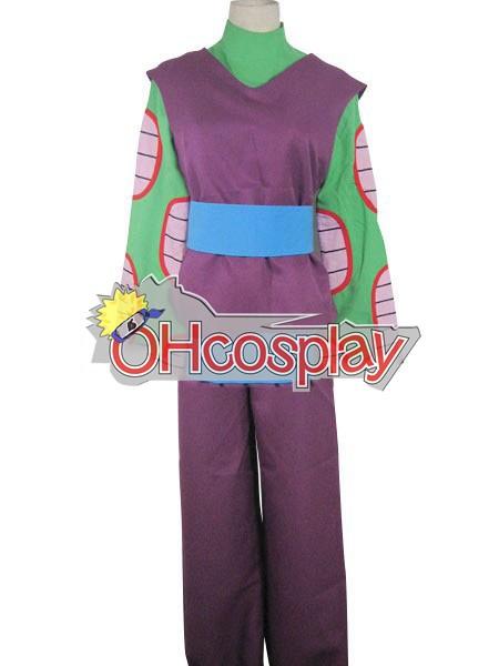 Dragon Ball Piccolo Familiar IMP Uniform Cloth Комбинирана Кожа Костюми