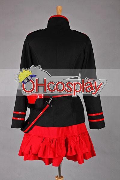 D.Gray-Man Lenalee 3Rd Uniform Cosplay Costume