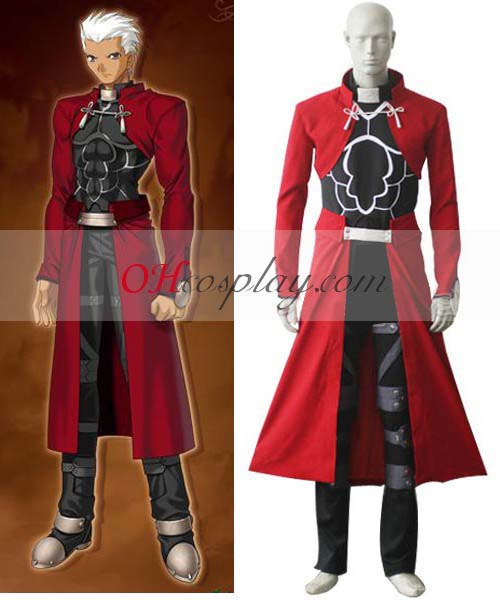Fate Stay Night Puku Archer Cosplay Puku(Only Pants)