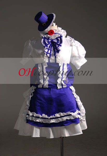 Macross Frontier Cosplay Petronas Ciel Cosplay Costume-Cosplay London