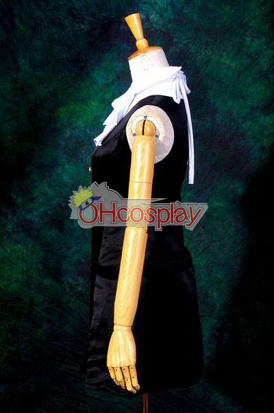 Inu Boku SS-Shirakiin Ririchiyo High-ми клас Тъкани Lolita Cosplay костюми