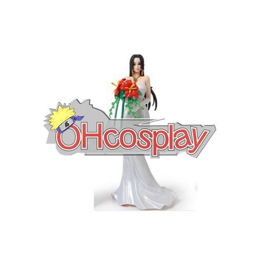 Едно парче костюми The Empress Boa Hancock Cheongsam фигура Display Toy подаръци