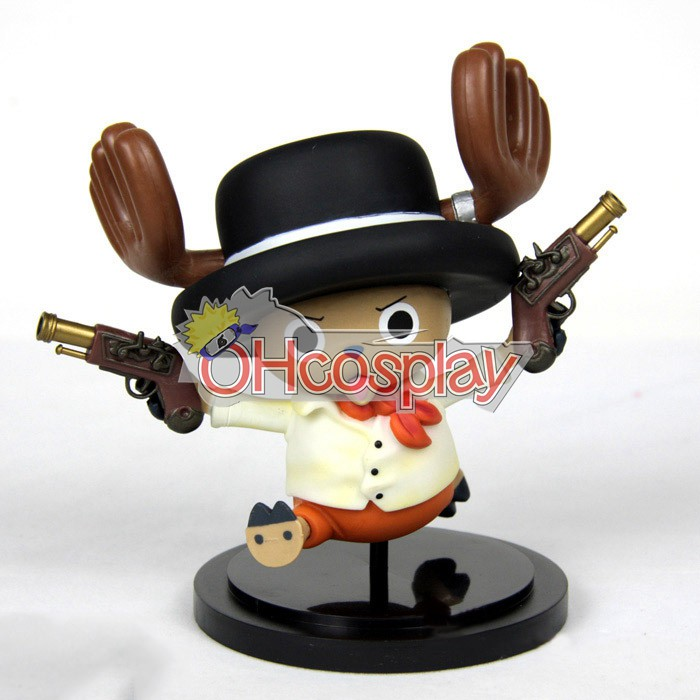 Costumi Carnevale One Piece Chopper Figure Display Toy Gift