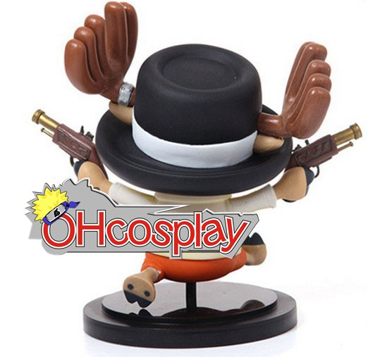 d guisement one piece doctor chopper hand done model doll anime toys ca00889. Black Bedroom Furniture Sets. Home Design Ideas