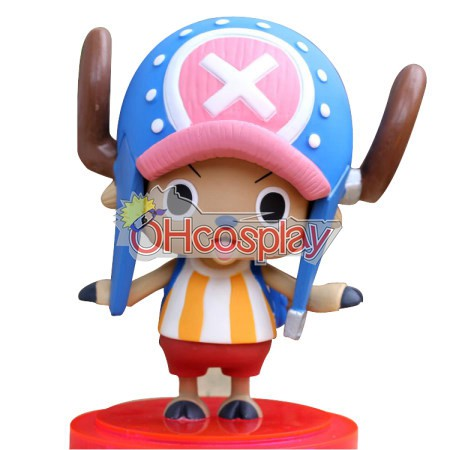 One Piece Cosplay Chopper Figure Display Toy Gift